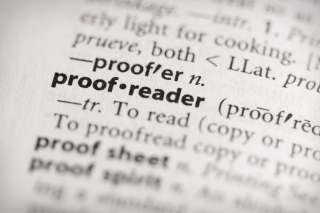 Dictionary Series - Miscellaneous: Proofreader